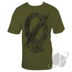 Zero Growth T-Shirt Slim Army Green CLOTH Cover Art