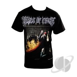 Wolf T-Shirt Black CLOTH Cover Art