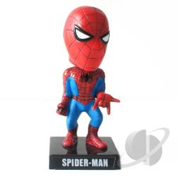 Spiderman Wacky Wobbler TOY Cover Art