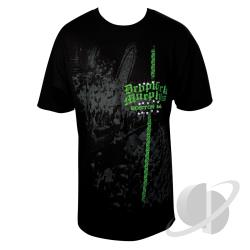 Crowd Basic Fit T-Shirt Black CLOTH Cover Art