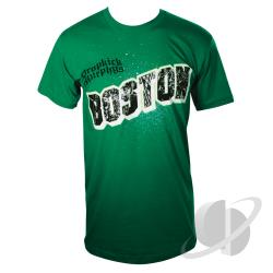 Boston Slim Fit T-Shirt Kelly Green CLOTH Cover Art
