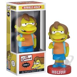 Nelson Wacky Wobbler TOY Cover Art