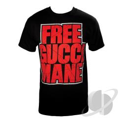 Free Gucci Basic T-Shirt Black CLOTH Cover Art