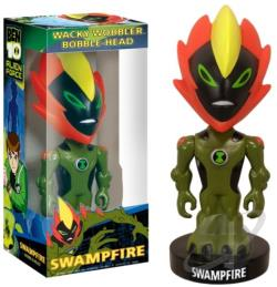 Swampfire Wacky Wobbler TOY Cover Art