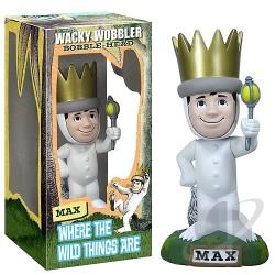 Max Wacky Wobbler TOY Cover Art