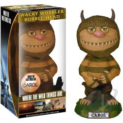 Carol Wacky Wobbler TOY Cover Art