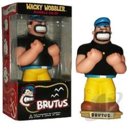 Brutus Bobble Head TOY Cover Art