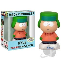 Kyle Talking Wobbler TOY Cover Art