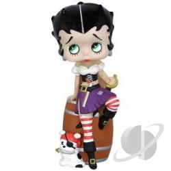 Buccaneer Betty Boop BobleHead TOY Cover Art