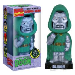 Doctor Doom Bobble Head TOY Cover Art