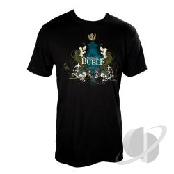 Crest Basic T-Shirt Black CLOTH Cover Art
