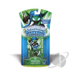 Skylanders Character-Stealth Elf TOY Cover Art