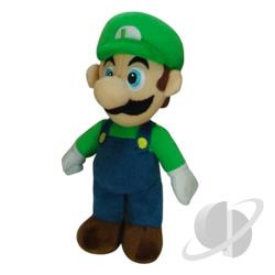 Luigi Plush - 6 Inch - Super Mario Series TOY Cover Art