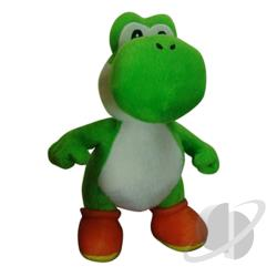 Yoshi Plush - 6 Inch - Super Mario Series TOY Cover Art