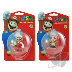 Super Mario / Toad Figurine Bundle TOY Cover Art