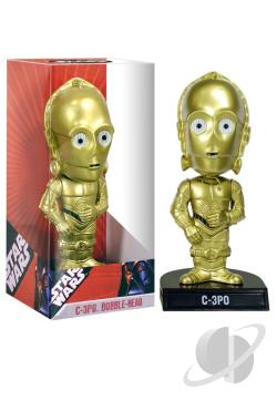 C-3PO Wacky Wobbler TOY Cover Art