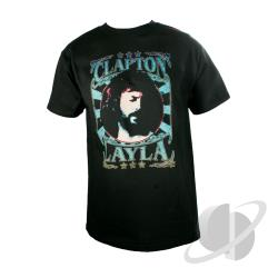 Layla Basic T-Shirt Black CLOTH Cover Art