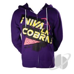 Shapes Zip Hoodie Purple CLOTH Cover Art