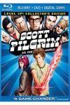 Scott Pilgrim Vs The World Blu Ray Widescreen Additional Footage Soundtrack image