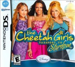 Cheetah Girls: Passport to Stardom Nintendo DS (Dual-Screen)
