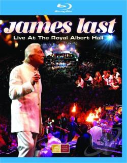 james last live at the royal albert hall blu ray movie. Black Bedroom Furniture Sets. Home Design Ideas