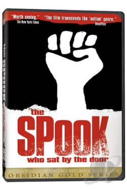 Spook by the door book