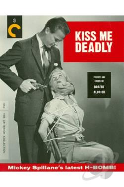 Kiss Me Deadly Blu-Ray Movie at CD Universe