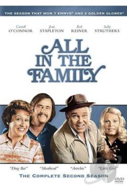 All in the Family: Complete Second Season movie