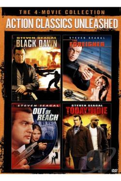 The Foreigner: Black Dawn