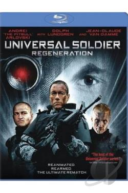 Universal Soldier: Regeneration Blu-Ray Movie