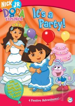 Dora the Explorer - It s a Party movie