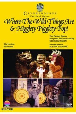 Where the Wild Things Are/ Higglety Pigglety Pop DVD Movie