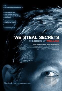 We Steal Secrets: The Story of WikiLeaks DVD Movie