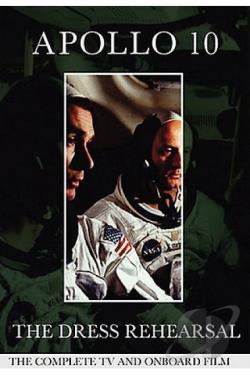 Apollo 10: The Dress Rehearsal DVD Movie