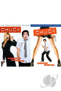Chuck: The Complete First and Second Seasons movie