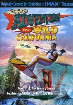 Imax Adventures In Wild California Dvd Movie