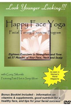 And shame! Facial muscle toning exercises