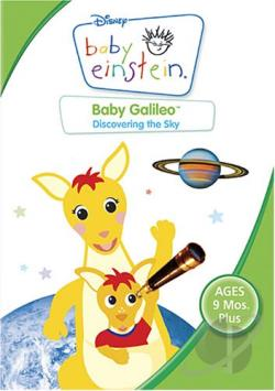 Baby Einstein Baby Galileo Dvd Movie
