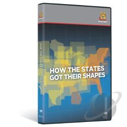How the States Got Their Shapes DVD Movie