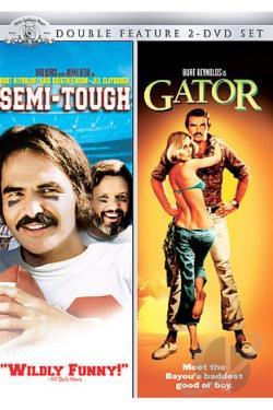Semi-Tough/Gator DVD Movie