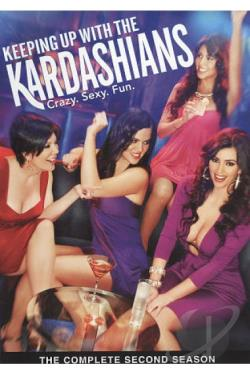 Keeping Up With the Kardashians: The Complete Second Season movie