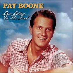 Pat Boone Love Letters In The Sand Cd Album