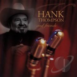 Hank Thompson Real Thing Cd Album
