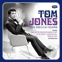 tom jones the decca years cd album. Black Bedroom Furniture Sets. Home Design Ideas