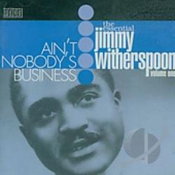 jimmy witherspoon discography