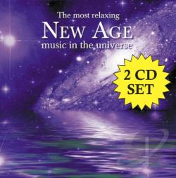most relaxing new age music in the universe cd album. Black Bedroom Furniture Sets. Home Design Ideas