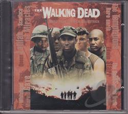 Walking Dead Soundtrack Cd Album