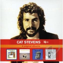Cat Stevens 4 Cd Originals Cd Album