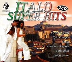 World Of Italo Super Hits Cd Album