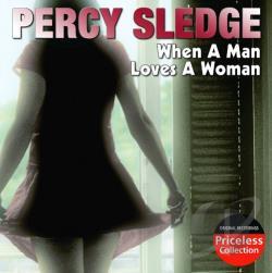 Percy Sledge When A Man Loves A Woman Cd Album